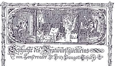 Die Geschichte der Nürnberger Bratwurst