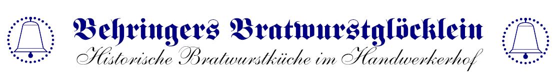 Die Nürnberger Bratwurst