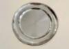 6er Teller aus Zinn Ø 23,5 cm - Bratwurstglöcklein Nürnberg